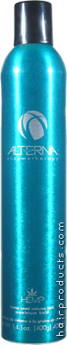ALTERNA Enzymetherapy Hemp Seed Volume Lock Maximum Hold 10.1oz/300ml
