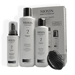 Amazon.com : Nioxin System 2 Cleanser & Scalp Therapy for Fine ...