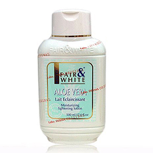 Lightening Aloe Vera Lotion