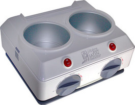 SATIN SMOOTH Double Wax Warmer CJB1003