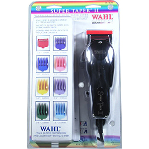 WAHL Professional Super Taper II Powerful Clipper with Taper Lever  8470-500