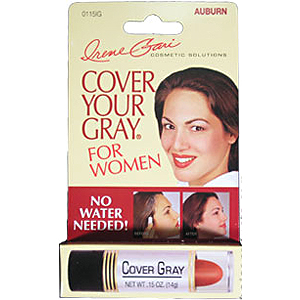IRENE GARI Cover Your Gray Stick For Women Auburn  0.15oz / 14g