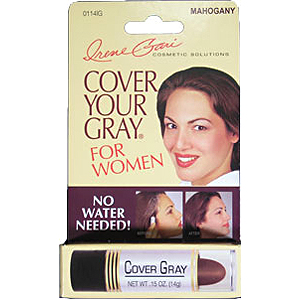 IRENE GARI Cover Your Gray Stick For Women Mahogany 0.15oz / 14g