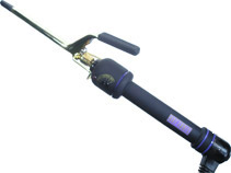 HOT TOOLS Micro-Mini 3/8 inch Professional Curling Iron with Multi Heat Control  1138R