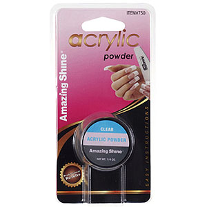 AMAZING SHINE NAILS Acrylic Powder 1/4 oz