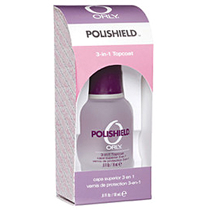 ORLY Polishield 3-in-1 Top Coat 0.6oz