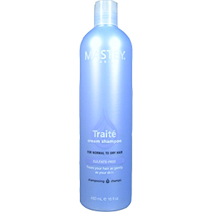 MASTEY Paris Traite Cream Shampoo for Normal to Dry Hair 16oz/480ml
