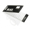 Blax Snag-Free Hair Elastics 4mm Clear 8pcs