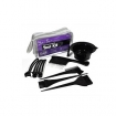Soft n Style 8pc Hair Colorist Tool Kit (Model: HCK-9)