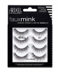 Ardell Luxuriously Lightweight w/ Knot-Free Invisiband Faux Mink #817 Lashes 4 Pair (Model: 67507)