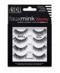 Ardell Luxuriously Lightweight w /  Knot-Free Invisiband Faux Mink Demi Wispies Lashes 4 Pair (Model: 67508)