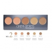 Cinema Secrets Ultimate Corrector 5-in-1 Pro Palette No.2