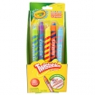 CRAYOLA Twistable Color Swirl Bathtub Crayons 5 pcs
