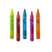Crayola Jumbo Body Wash 5pc Pen Set 1.9oz- Assorted Colors  ( Blue, Red, Lime Green, Orange, Pink)
