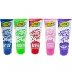 Crayola Finger Paint Soap 5pc Set 3oz - Assorted Colors (Blue, Green, Red, Pink, Purple)