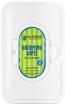 EarthBath Green Tea & Awapuhi Grooming Pet Wipes (100 Count)