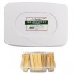 FantaSea Wax Applicator 350pc Set w / Storage Box (Model: FSC294)