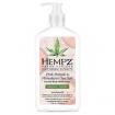 Hempz Fresh Fusions Pure Herbal Extracts Pink Pomelo & Himalayan Sea Salt Herbal Body Moisturizer 17oz