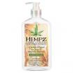 Hempz Fresh Fusions Pure Herbal Extracts Citrine Crystal & Quartz Herbal Body Moisturizer 17oz
