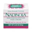 Nadinola Skin Discoloration Fade Cream Extra Strength 2.25oz