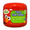 Sesame Street Fizzy Tub Colors 3.5oz (50 Tablets)