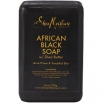 Shea Moisture African Black Soap w /  Shea Butter Bar Soap 8oz