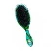 The Wet Brush-Pro Original Detangler Stain Glass Brush - Green (Model: BWP830STAIGR)