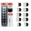 Wahl Professional Precision Attachment Comb Set Black 3170-500
