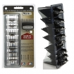 Wahl 8-Pack Premium Cutting Guides Black (Model: 3171-500)