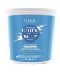 L'OREAL Technique Quick Blue Powder Bleach for On & Off Scalp Application 1lb / 453.6g