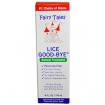 FAIRY TALES Lice Good Bye Non Toxic Pesticide Free Lice Removal Kit 4 oz