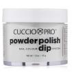 Cuccio Pro Powder Nail Polish Dip System Clear 1.6oz