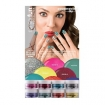 Cuccio Pro Powder Nail Polish Dip System So So Fun Collection 8pc