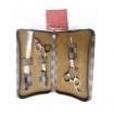 Olivia Garden SilkCut 6.5 inch Shear Intro Case Deal (Model: SK-C05)