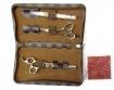 Olivia Garden SilkCut 5.75 inch Left-Handed Shear Intro Case Deal (Model: SK-C02LH)
