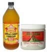 Aztec Secret Clay 1 Pound w/ Bragg Organic Apple Cider Vinegar 32oz