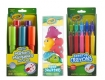Crayola Bath Time Bundle w / Markers, Crayons, & Squirters