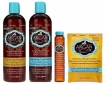 Hask Moroccan Argan Oil Shampoo, Conditioner, Oil & Deep Conditioner Set