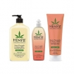 Hempz Pure Herbal Extracts Sweet Pineapple & Honey Melon Lotion, Body Wash & Body Oil Gift Set