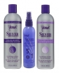 Jhirmack Silver Brightening Shampoo, Conditioner and Leave In Treatment Set