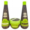 Macadamia Natural Oil Shampoo, Conditioner & Masque Set