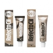 RefectoCil Natural Brown and Light Brown Cream Hair Dye Set