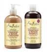 Shea Moisture Jamaican Black Castor Oil Strengthen & Restore Shampoo/Conditioner Set