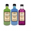 Village Naturals Aches & Pains Foam Bath Oil Variety 3-Pack Set - Muscle, Tension, & Nighttime Relief (16oz Bottles)