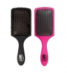 The Wet Brush-Pro AquaVent Paddle Detangler Duo Brush Set (Pink & Black)