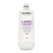 Goldwell DualSenses Blondes / Highlights Anti-Yellow Shampoo 1 Liter