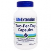 Life Extension Two Per Day Capsules Multivitamin (120 Capsules)