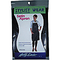 BETTY DAIN Stylist Wear Tie String Closure Satin Apron  943