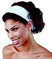 BETTY DAIN Terry Headband  BDC100