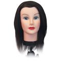 CELEBRITY 100% Human Hair Debra Manikin D804